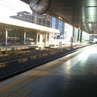 Photo taken at Merter Metro İstasyonu by Burak C. on 6/18/2012