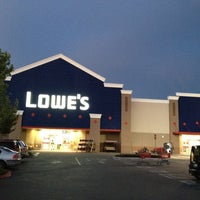 Photo taken at Lowe's Home Improvement by Tim S. on 5/1/2012