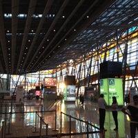 Photo taken at Zvartnots International Airport (EVN) by Erik A. on 6/19/2012