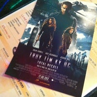 Photo taken at CGV Cinemas CT Plaza by bee on 8/18/2012