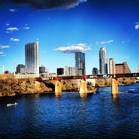 Photo taken at Lady Bird Lake Trail by Joseph H. on 3/4/2012