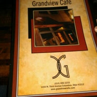 Photo taken at Grandview Cafe by Terricka T. on 3/25/2012