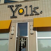 Photo taken at Yolk by Arvin L. on 7/28/2012