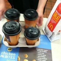 Photo taken at McDonald's by Krystal S. on 3/29/2012