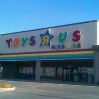 """Photo taken at Toys""""R""""Us by Debbie Grier H. on 2/18/2012"""