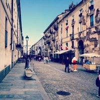 Photo taken at Reggia di Venaria Reale by Antonello B. on 4/21/2012