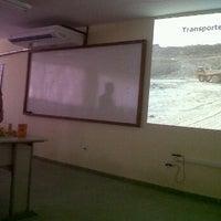 Photo taken at Mineração Consultoria Jr. by Jeffson F. on 6/1/2012