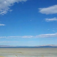 Photo taken at Great Salt Lake Experience by Ezzy R. on 8/29/2012