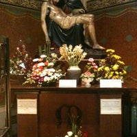 Photo taken at Gereja Katolik Katedral Jakarta by Pohan on 8/4/2012
