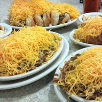 Photo taken at Skyline Chili by Soo P. on 6/1/2012