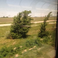 Photo taken at Amtrak Northbound by Peter Z. on 5/15/2012