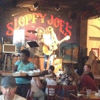 Photo taken at Sloppy Joe's Bar by Marnie S. on 6/19/2012