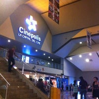 Photo taken at Cinépolis by Armando F. on 7/22/2012