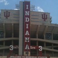 Photo taken at Indiana University Bloomington by Shawn B. on 7/7/2012