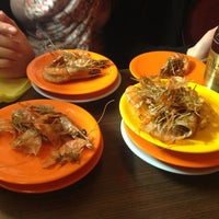 Photo taken at Restaurace Baifu by Veru on 3/24/2013