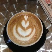 Photo taken at Hacienda San Pedro Coffee Shop by Maite P. on 3/12/2013