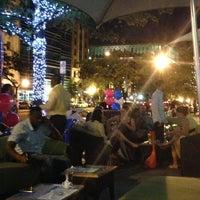 Photo taken at Lima Restaurant & Lounge by Anton G. on 7/4/2013