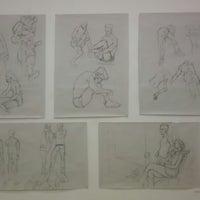 Photo taken at Municipal Art Gallery Of Corfu by Eleonora R. on 6/25/2013