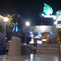 Photo taken at The Greenery Restaurant & Beer Garden by Yoshi K. on 8/6/2013