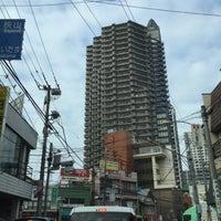 Photo taken at ファルマン通り交差点 by yoshi_rin on 11/6/2016