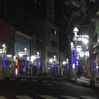 Photo taken at ファルマン通り交差点 by yoshi_rin on 12/1/2016