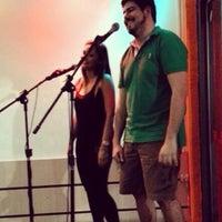 Photo taken at Strike Boliche & Karaoke by Jonathan M. on 7/6/2014