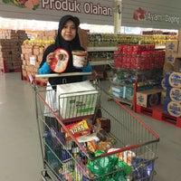 Photo taken at Lotte Mart Wholesale by Dyah Peni H. on 7/15/2016