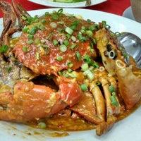 Photo taken at Super Crab Porridge by JL® on 6/27/2015