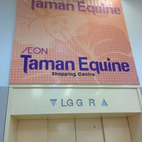 Photo taken at AEON Taman Equine by Muhamad A. on 3/10/2013