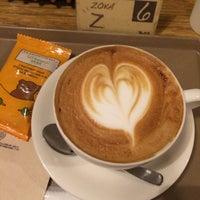 Photo taken at Zoka Coffee (ゾッカコーヒー) 目白店 by sakiko o. on 11/24/2014