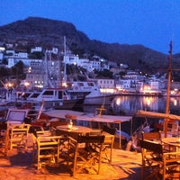 Photo taken at Papagalos by Anna G. on 5/14/2013