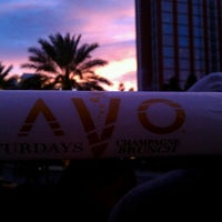 Photo taken at Lavo Champagne Brunch by Scarlett O. on 3/10/2013