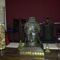 Photo taken at Restaurante Bangkok by Marcio S. on 3/9/2013