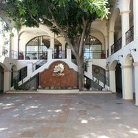 Photo taken at Palacio Municipal by Lalito C. on 6/5/2013