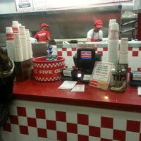 Photo taken at Five Guys by Da D. on 11/11/2012