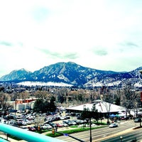 Photo taken at Boulder Transit Center by Leslie on 4/21/2013