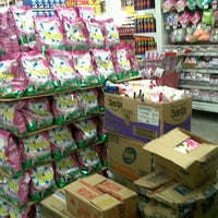 Photo taken at Carrefour by Rizky T. on 3/24/2013