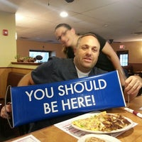 Photo taken at Crossmill Diner by Kevin W. on 10/11/2013