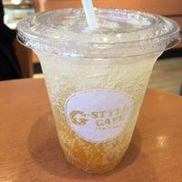 Photo taken at G-Style Cafe by Okutani T. on 10/15/2016