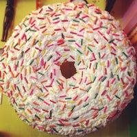 Photo taken at Voodoo Doughnut by Erica S. on 4/21/2013