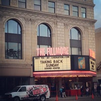 Photo taken at The Fillmore Detroit by Tristan O. on 10/7/2012