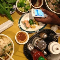 Photo taken at Pho Duy by Jennifer and Harold on 4/21/2013