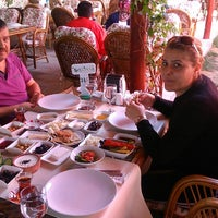 Photo taken at Konak Restaurant by özge H. on 5/25/2014