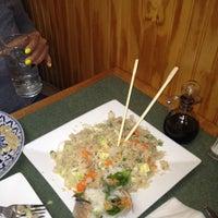 Photo taken at Komol Restaurant by Sherita S. on 11/19/2012