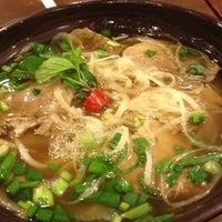 Photo taken at Viêt's Choice 越棧 by Vivian M. on 4/17/2013