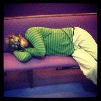 Photo taken at North Cleveland Church of God by Candace R. on 3/30/2013