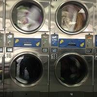Photo taken at Super Bright 24 Hour Laundromat by Eduardo F. on 3/19/2013