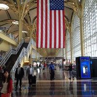Photo taken at Ronald Reagan Washington National Airport (DCA) by David R. on 6/18/2013
