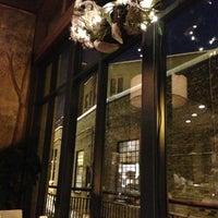 Photo taken at Café & Bar Lurcat by Mike R. on 12/11/2012