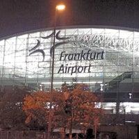 Photo taken at Frankfurt Airport (FRA) by Winder B. on 11/4/2013